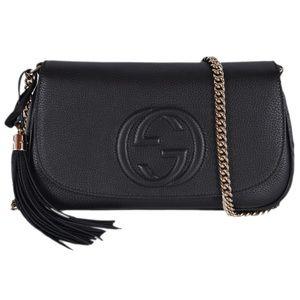 Gucci SOHO tassel crossbody bag 💚